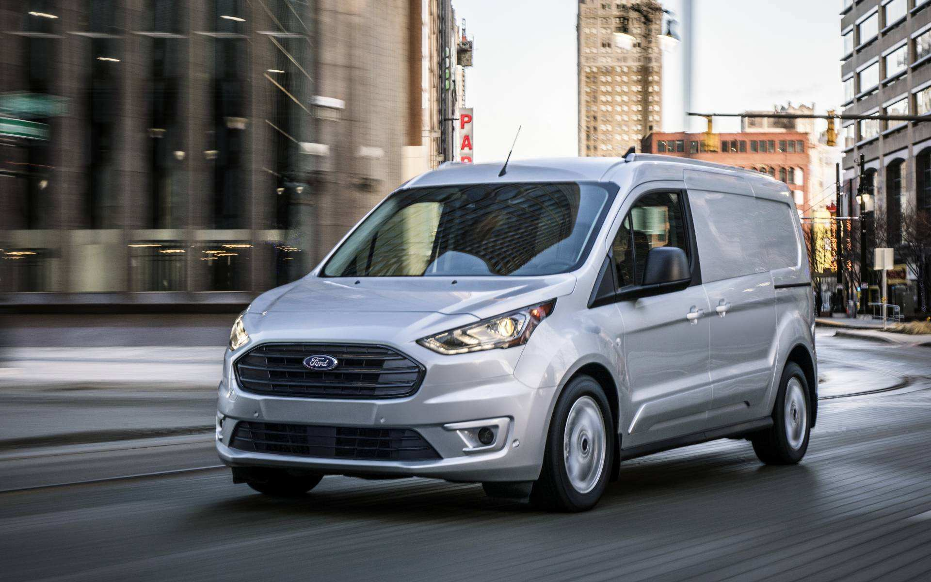 33 A Ford Transit Connect 2020 Images
