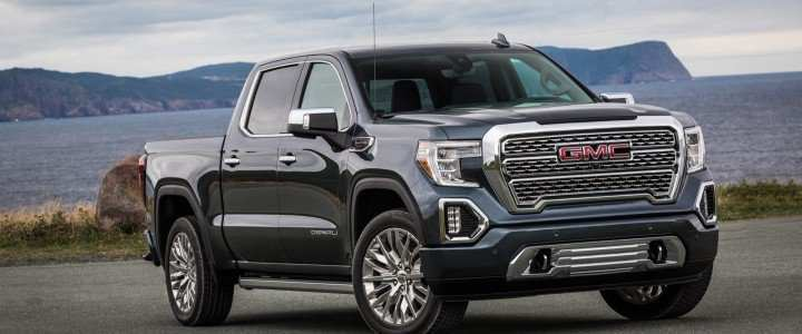 33 A GMC Pickup 2020 New Concept