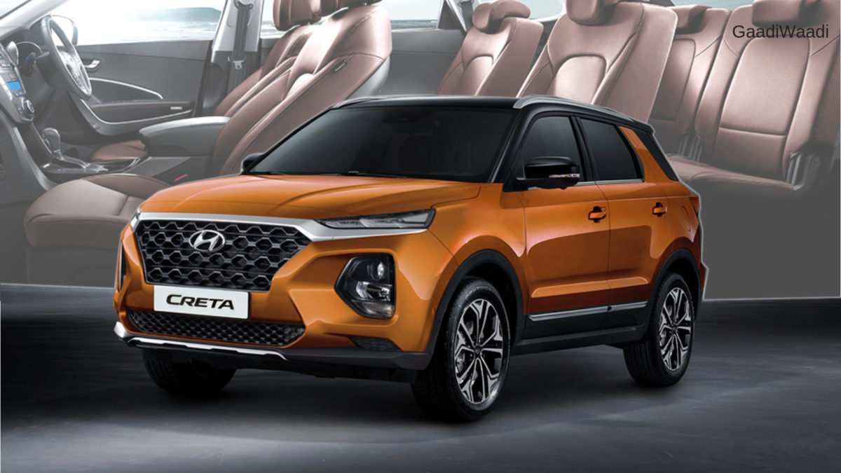 33 A Hyundai Creta Facelift 2020 Concept And Review