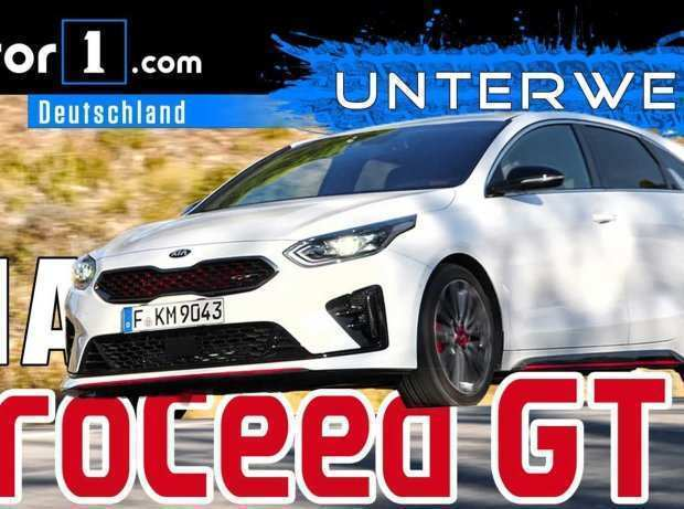 33 A Kia Pro Ceed Gt 2019 Redesign And Concept