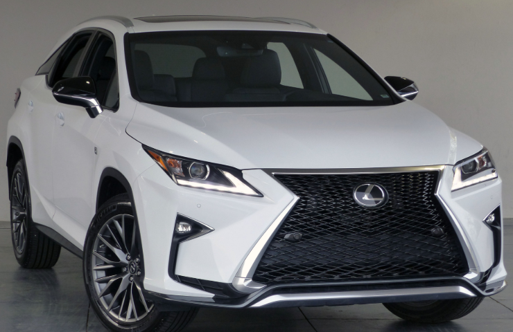 33 A Lexus Rx Facelift 2019 Spesification