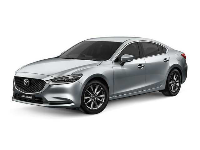 33 A Mazda 6 2019 White Redesign And Review