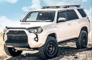 33 A Toyota Diesel 4Runner 2020 Spy Shoot