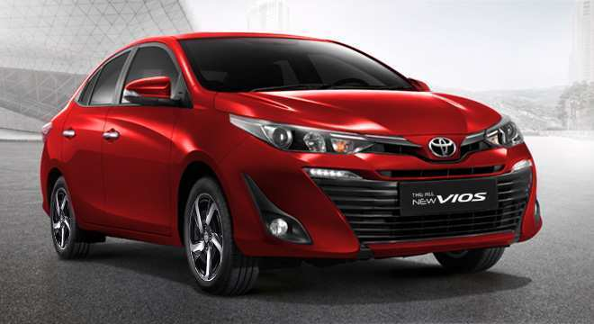 33 A Toyota Vios 2019 Price Philippines Spesification