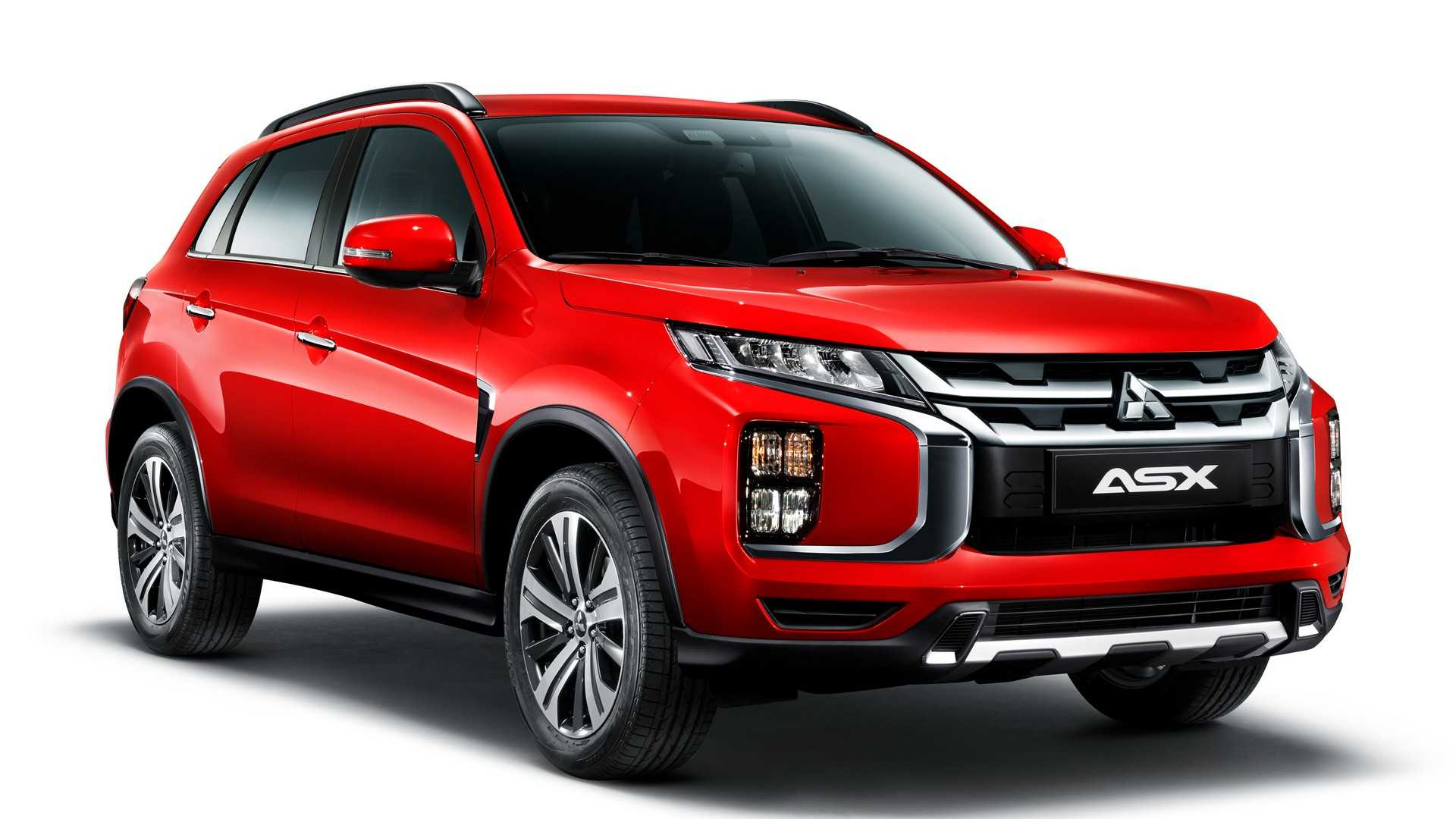33 A Uusi Mitsubishi Asx 2020 Speed Test