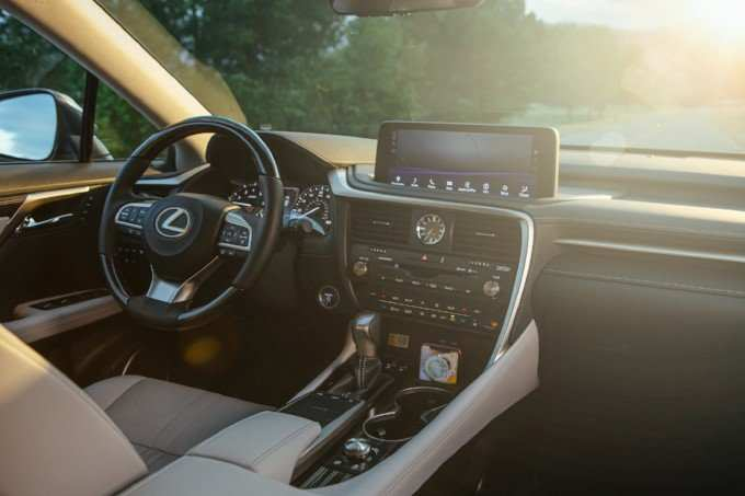 33 A When Will The 2020 Lexus Rx 350 Be Available Release