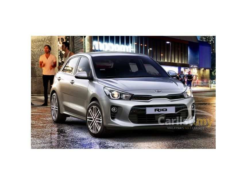 33 All New 2019 All Kia Rio First Drive