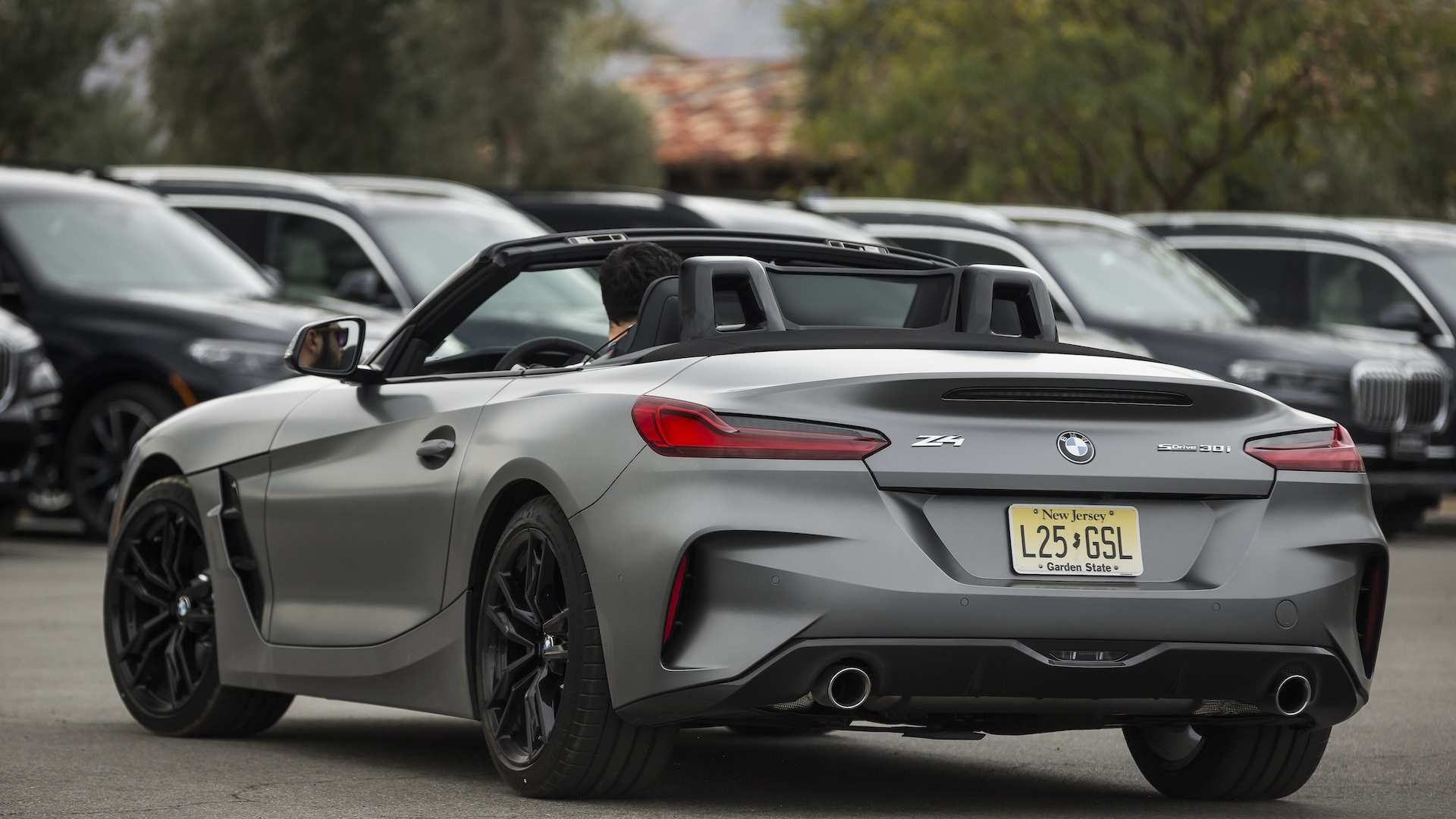 33 All New 2019 BMW Z4 Roadster Model