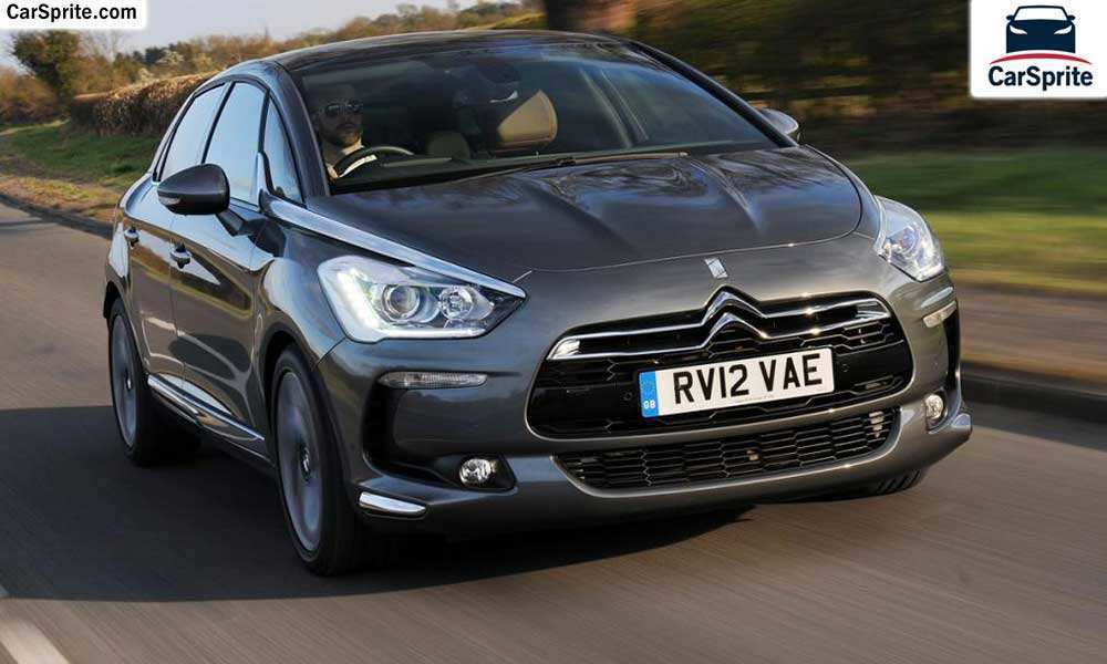 33 All New 2019 Citroen DS5 New Review