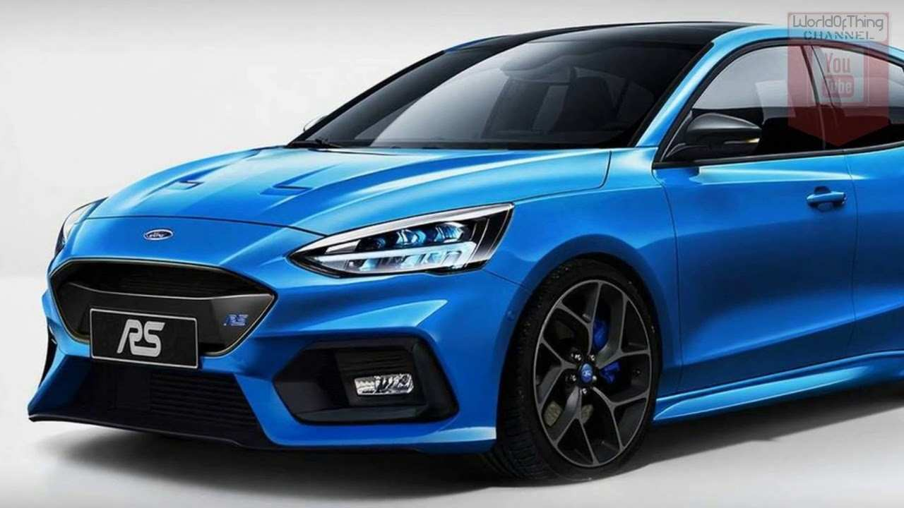 33 All New 2019 Ford Fiesta St Rs New Model And Performance