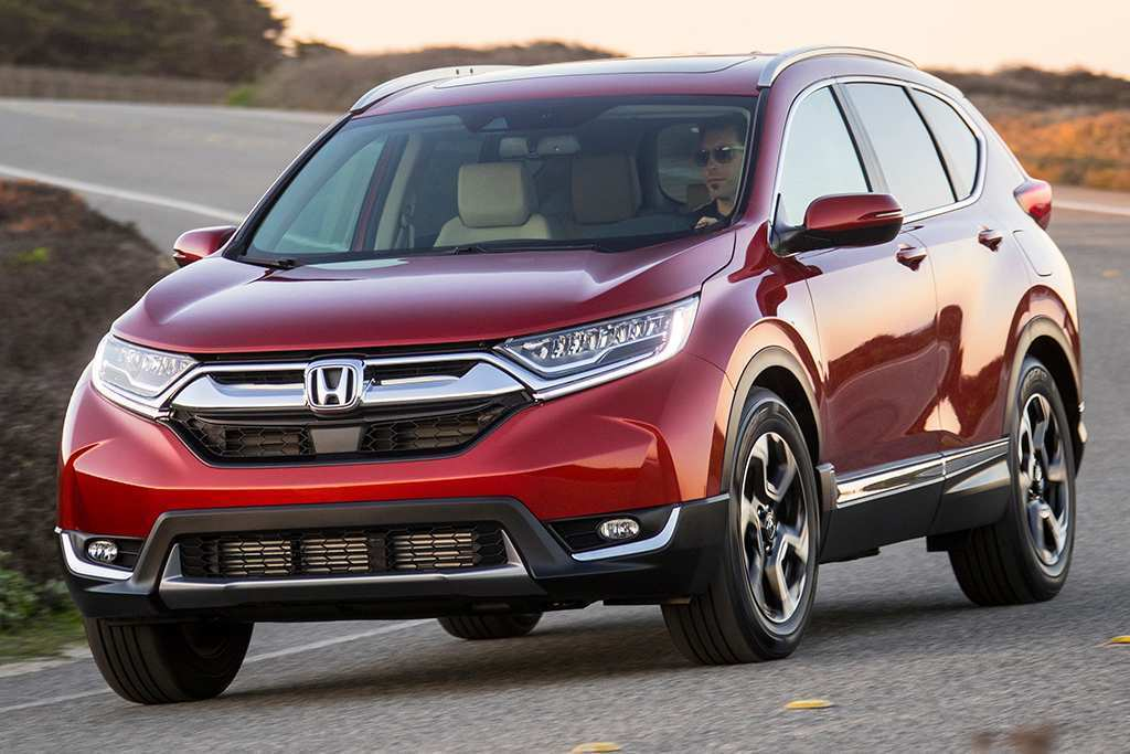 33 All New 2019 Honda CR V Concept And Review