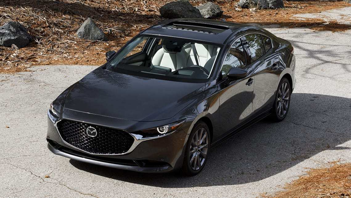 33 All New 2019 Mazda 3 Sedan Release Date And Concept