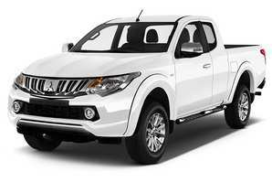33 All New 2019 Mitsubishi L200 New Model And Performance