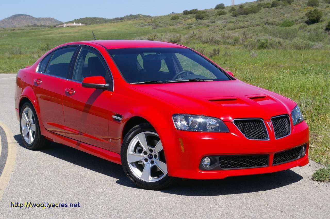 33 All New 2019 Pontiac G8 Gt Price And Release Date