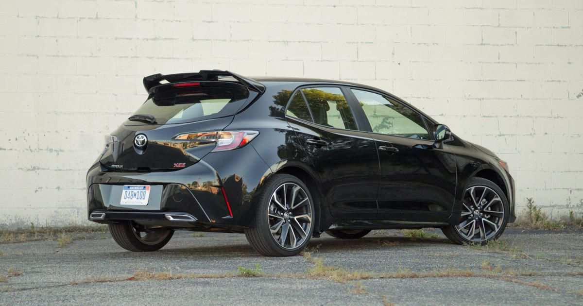 33 All New 2019 Toyota Corolla Hatchback Style