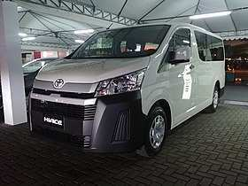 33 All New 2019 Toyota Hiace Wallpaper