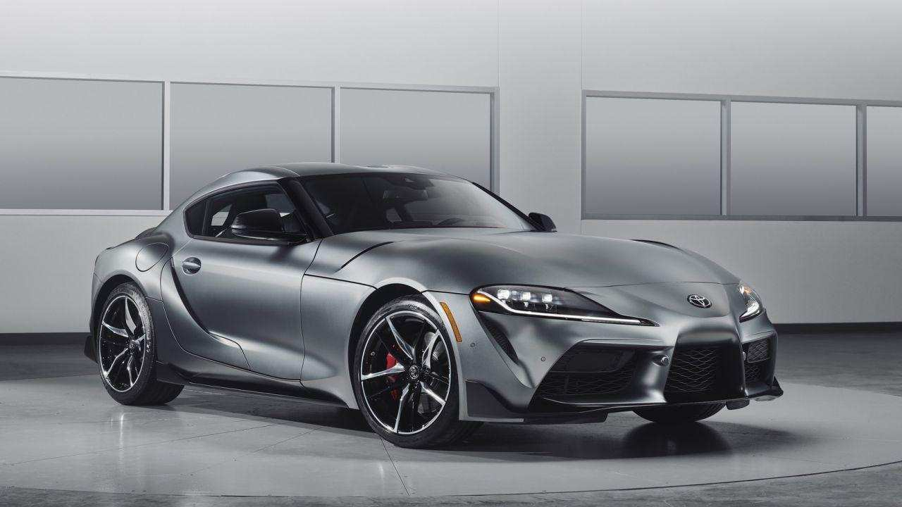 33 All New 2019 Toyota Supra Release Date And Concept