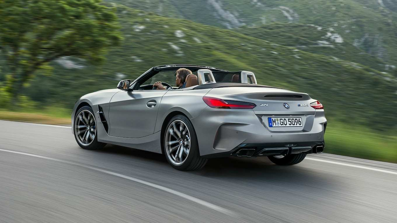 33 All New 2020 BMW Z4 Roadster Concept