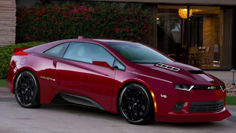 33 All New 2020 Chevrolet Camaro Z28 New Review