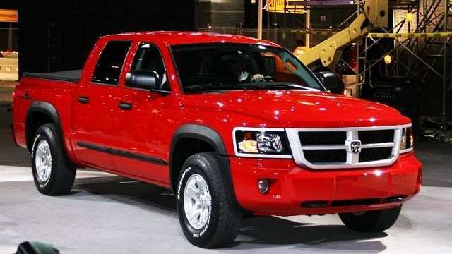 33 All New 2020 Dodge Dakota Spesification