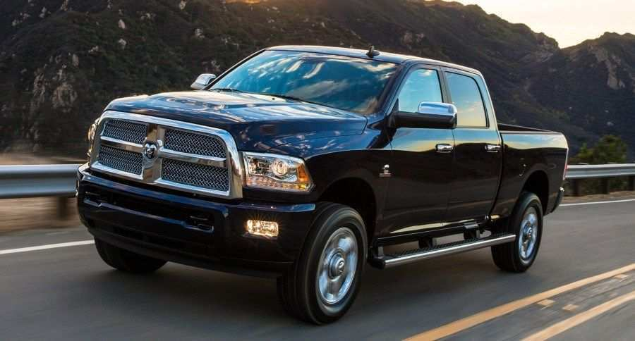 33 All New 2020 Dodge Truck Concept Exterior And Interior