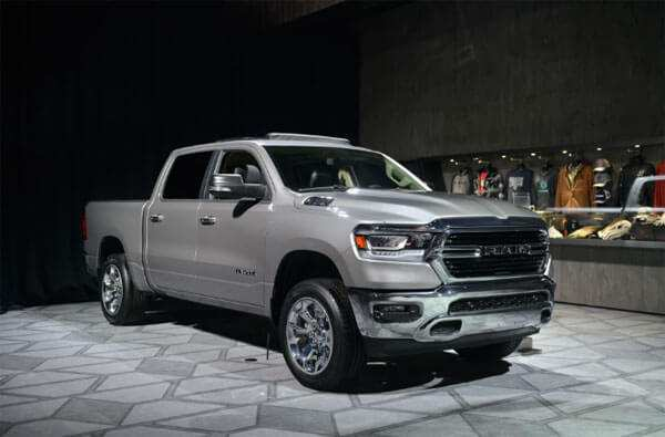 33 All New 2020 Dodge Truck Concept Style