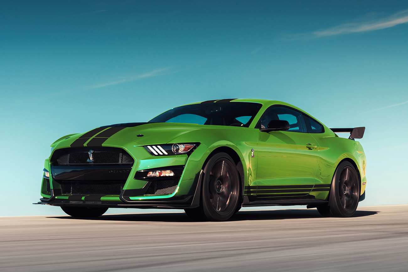 33 All New 2020 Ford Mustang Shelby Gt 350 Performance And New Engine