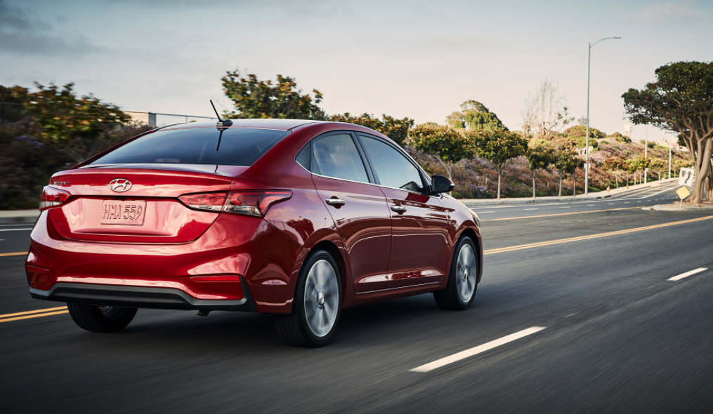33 All New 2020 Hyundai Accent Picture