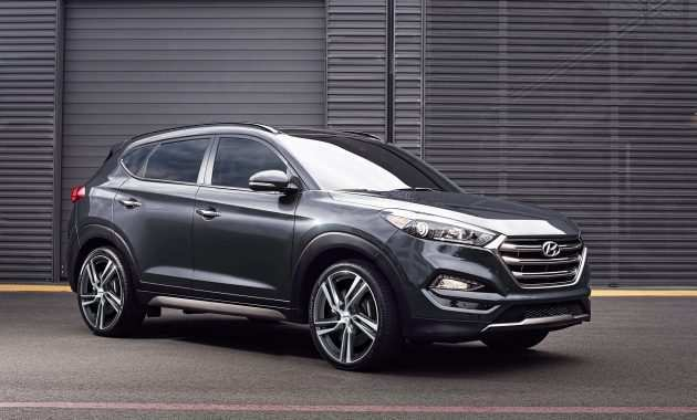 33 All New 2020 Hyundai Ix35 Overview