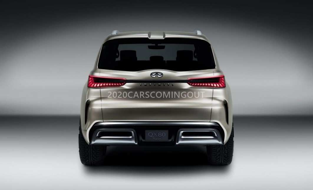 33 All New 2020 Infiniti Qx80 Changes Exterior
