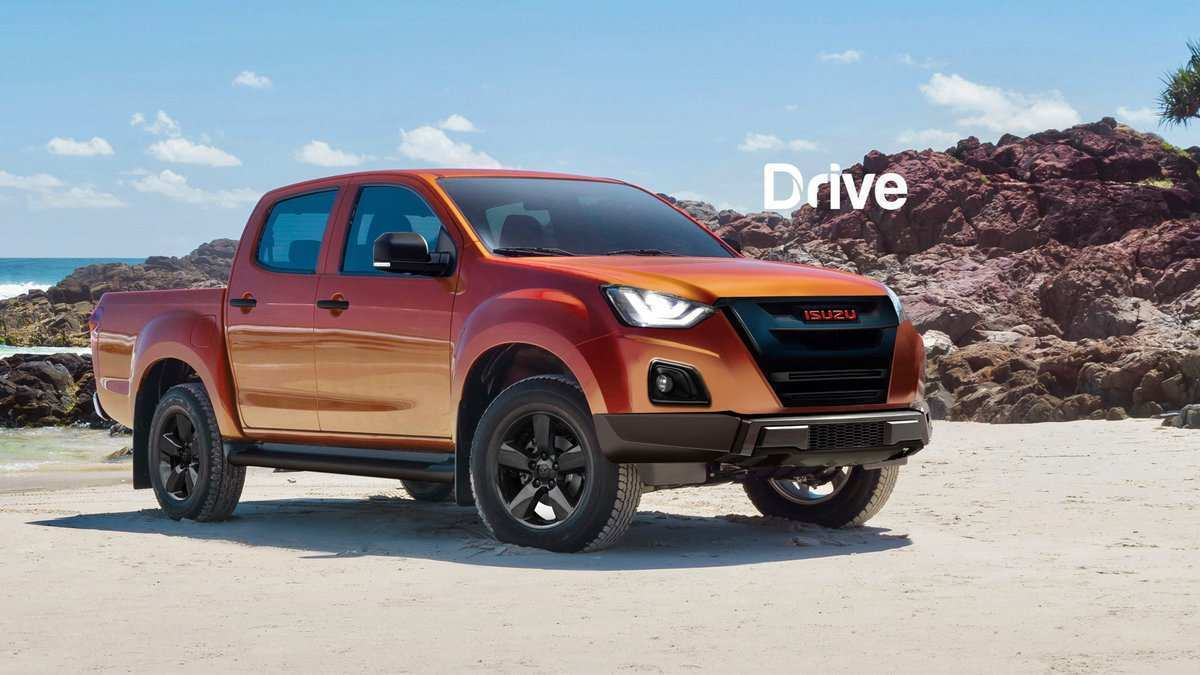 33 All New 2020 Isuzu Dmax Price And Release Date