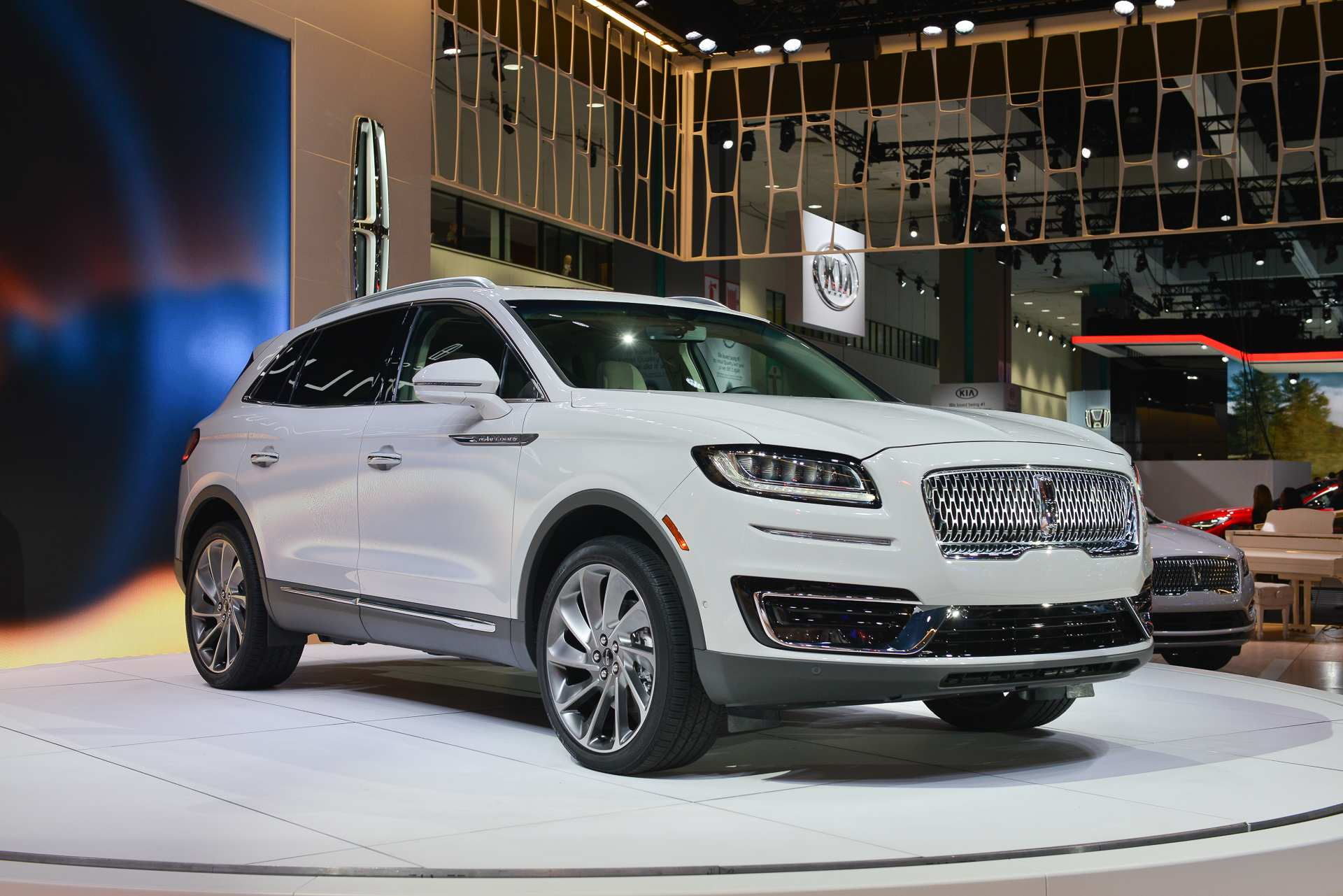 33 All New 2020 Lincoln MKX Spy Shoot