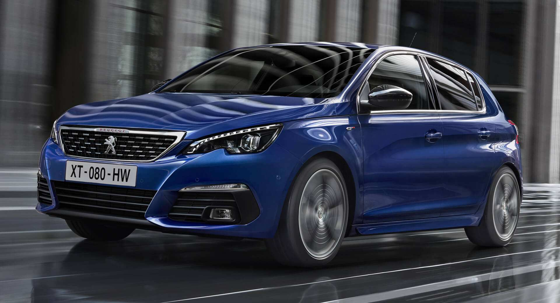 33 All New 2020 Peugeot 308 Interior