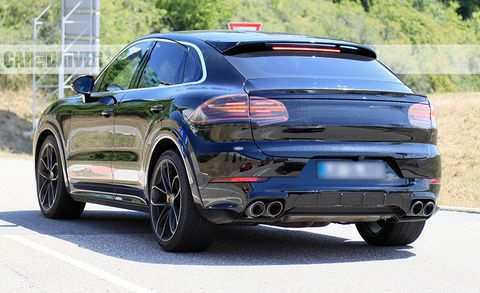 33 All New 2020 Porsche Cayenne Turbo S Style