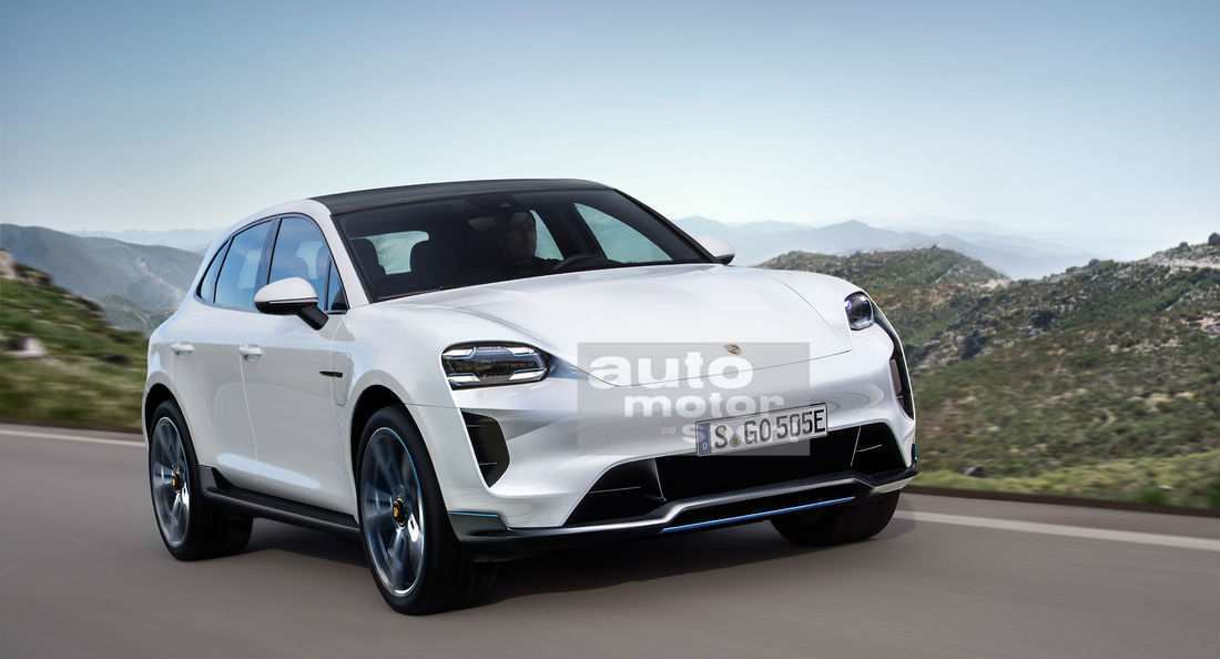 33 All New 2020 Porsche Macan Images