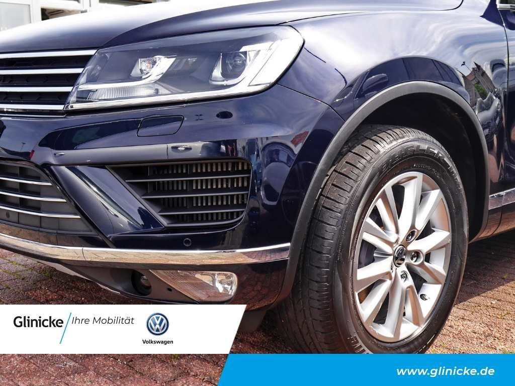 33 All New 2020 Vw Touareg Tdi Specs