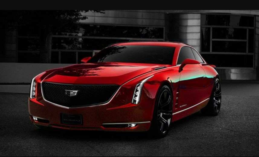 33 All New Cadillac Redesign 2020 Release Date And Concept