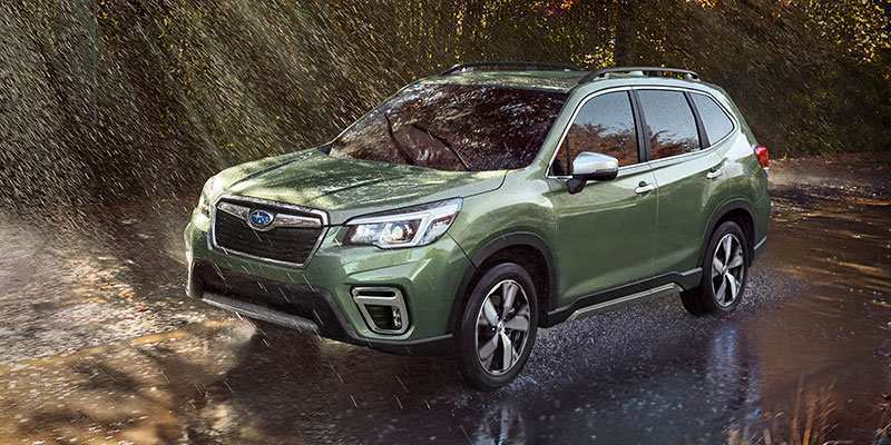 33 All New Dimensions Of 2019 Subaru Forester Images