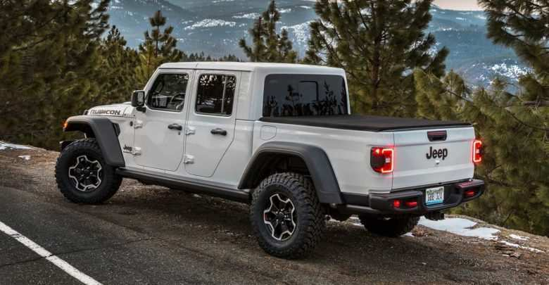 33 All New Jeep Jt 2020 Redesign And Concept