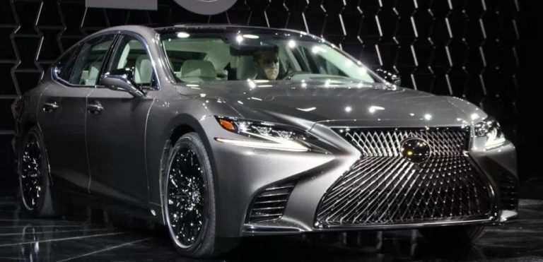 33 All New Lexus Ls 2020 Spesification