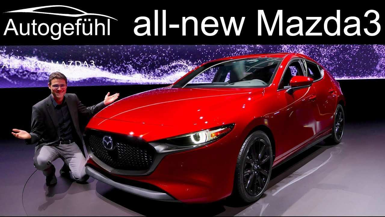 33 All New Mazda 3 2020 Youtube Redesign And Concept
