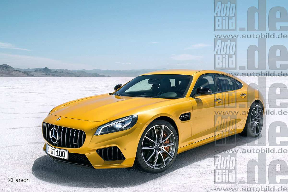 33 All New Mercedes 2019 Amg Gt4 Photos