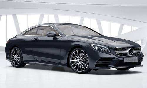 33 All New Mercedes S Class Coupe 2019 Redesign And Review