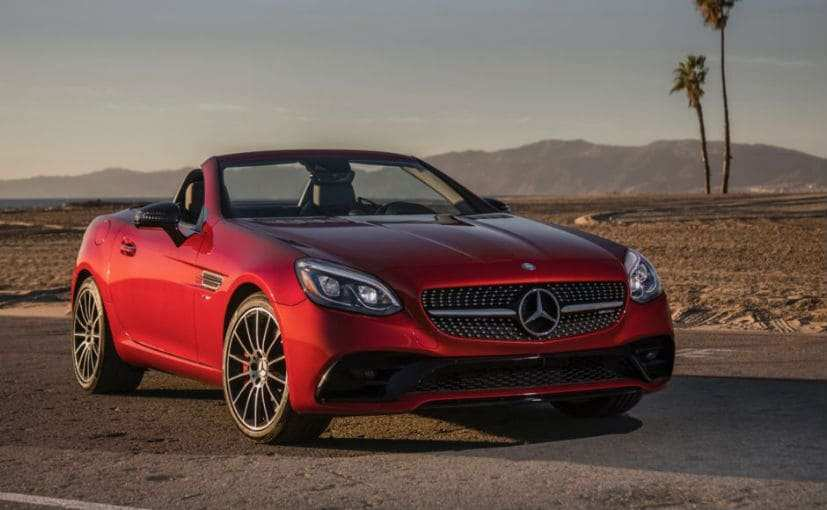33 All New Mercedes Slc 2019 Concept And Review