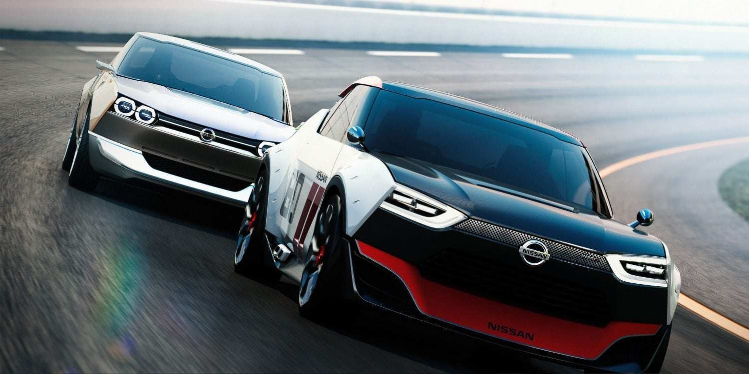 33 All New Nissan Idx 2020 Specs