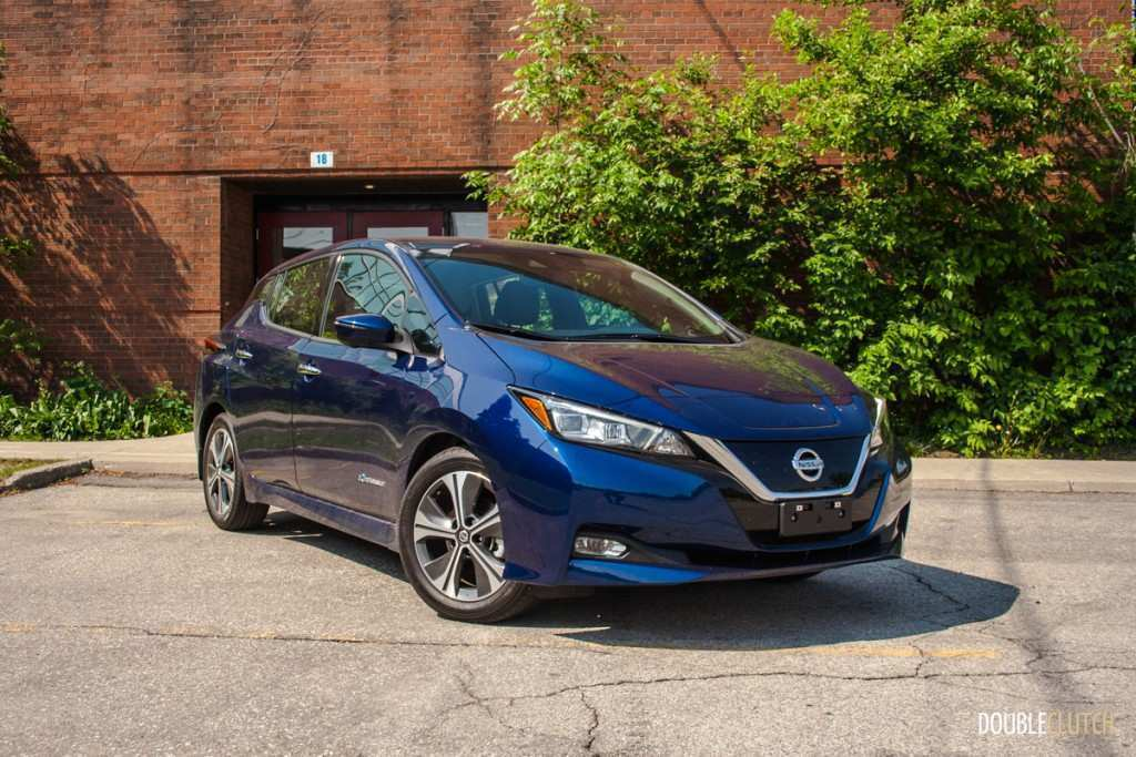 33 All New Nissan Leaf 2019 Review Reviews