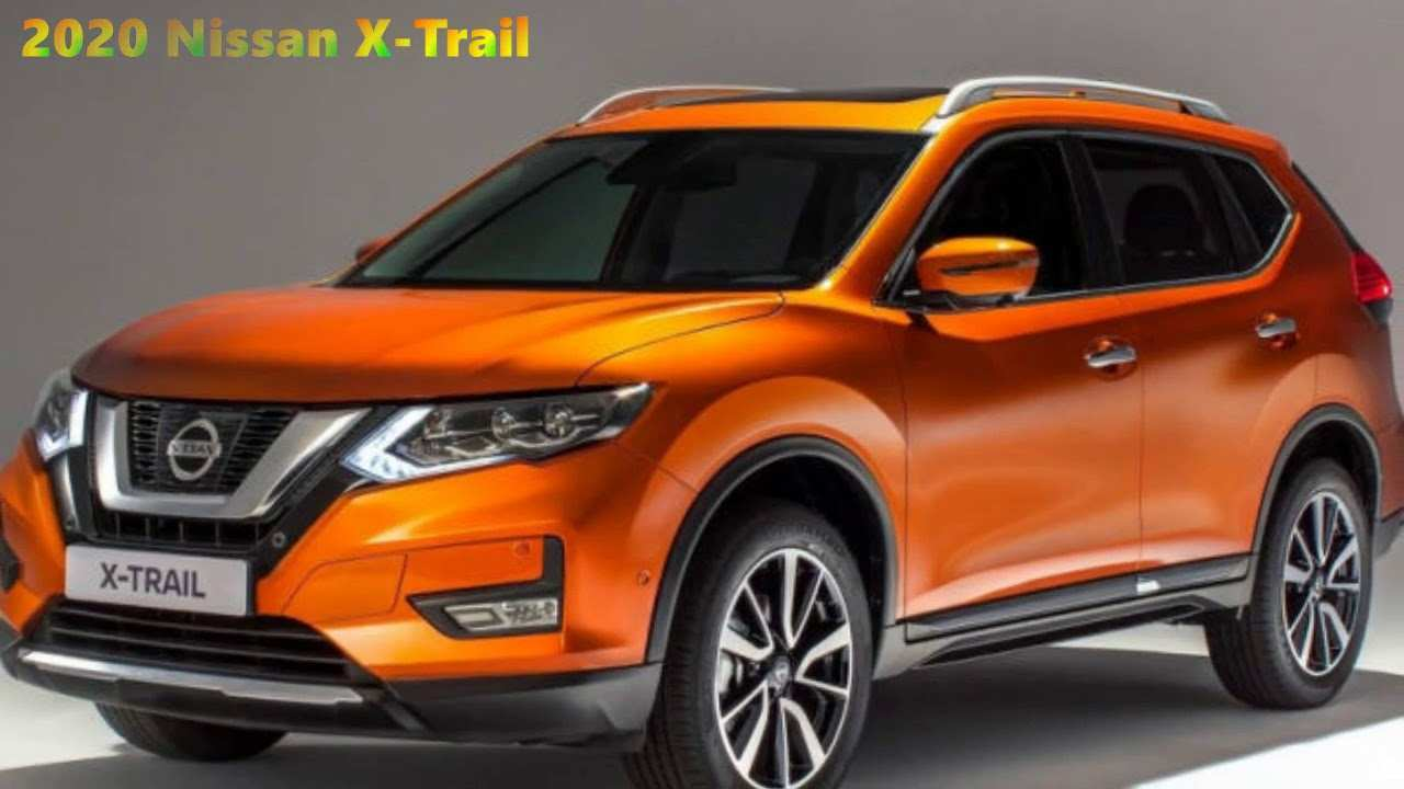 33 All New Nissan X Trail 2020 Price Design And Review