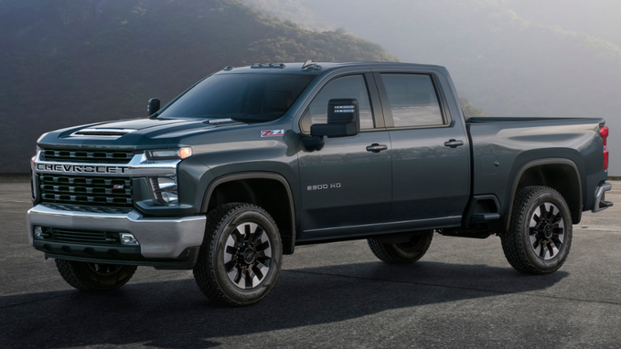 33 All New Release Date For 2020 GMC 2500 Style