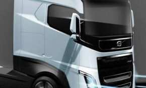 33 All New Volvo Globetrotter 2020 Picture