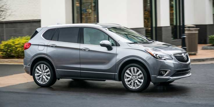 33 Best 2019 Buick Envision First Drive